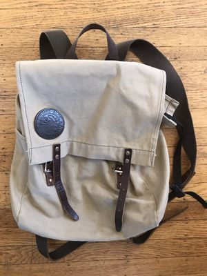 Duluth Pack Scoutmaster canvas backpack for Sale in Seattle, WA