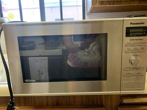 Panasonic Stainless Steel Microwave for Sale in San Diego, CA
