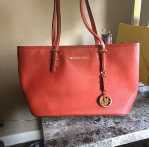 MK Red Tote for Sale in New Haven, CT