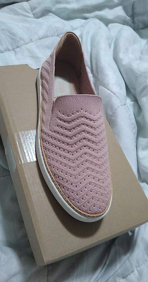 Ugg canvas slip on shoes Size 8W for Sale in Beaverton, OR