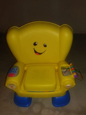 Kids Laugh and learn music chair for Sale in Pontiac, MI