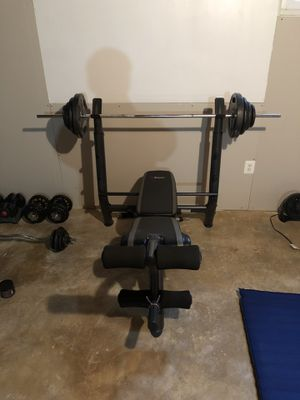 Bench Press / Free Weights for Sale in Washington, DC