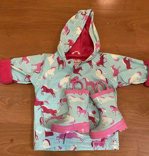 Kid's Rain Coat & Boots - Hatley brand for Sale in Miami, FL