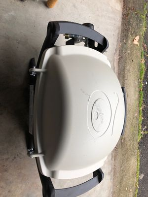 Webber mini propane grill for Sale in Chesapeake, VA