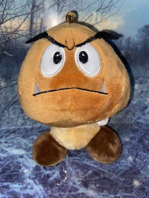 "Nintendo Super Mario - Goomba 7"" Plush for Sale in Bellflower, CA"