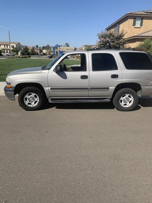 2004 Chevy Tahoe for Sale in Perris, CA
