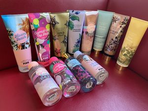 Victoria's Secret lotions and body mists for Sale in Riverside, CA
