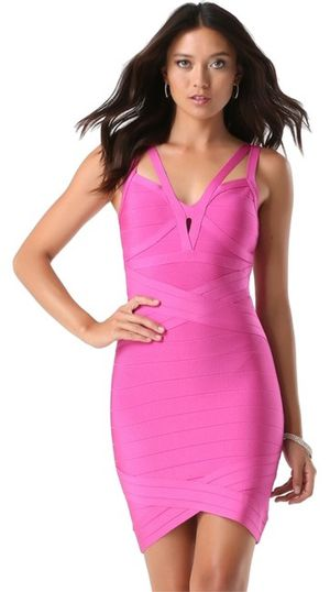 Bebe Hot Pink Bandage Dress for Sale in Chicago, IL
