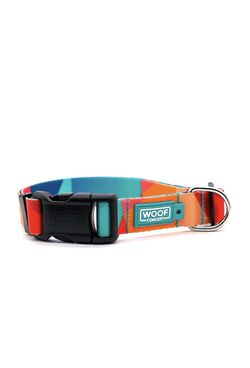 Woof concept- polygon 2 Dog collar and leash set (Large) for Sale in Morgan Hill,  CA