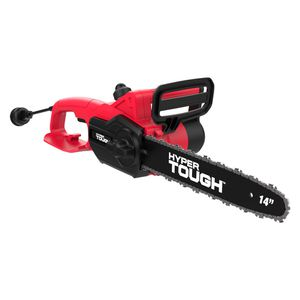 NEW IN BOX. Hyper Tough 9 Amp Electric 14 inch Auto-Oiling Chainsaw for Sale in Salinas, CA