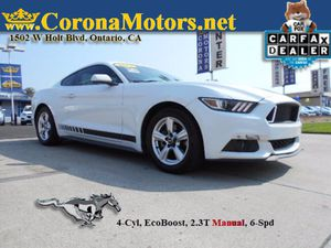 2015 Ford Mustang for Sale in Ontario, CA