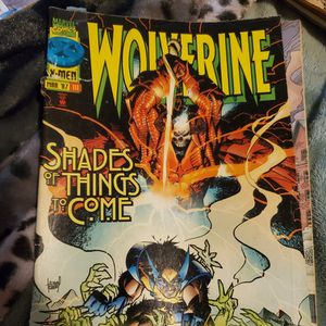 Vintage Wolverine Comic for Sale in Clanton, AL