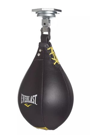 Everlast Elite Leather Speed Bag Medium Size - Brand New for Sale in Dallas, TX