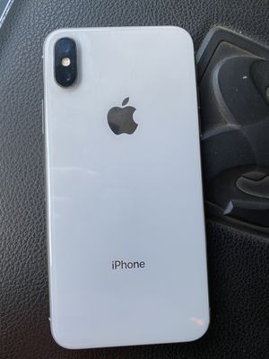 iPhone X 64gb Unlocked for Sale in Fort Worth, TX