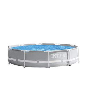 Intex 26701EH 10ft X 30in Prism Frame Pool Set for Sale in Fresno, CA