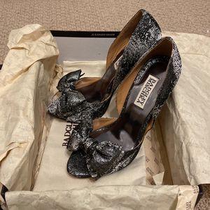 Badgley Mischka Metallic Heels for Sale in Philadelphia, PA