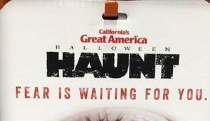 Great America Halloween haunt tickets $25 each for Sale in El Sobrante, CA