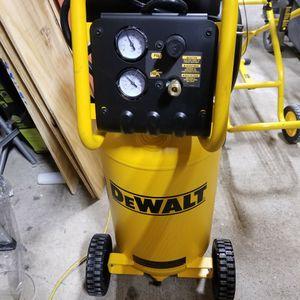 DEWALT 15 Gal. Portable Electric Air Compressor for Sale in Irving, TX