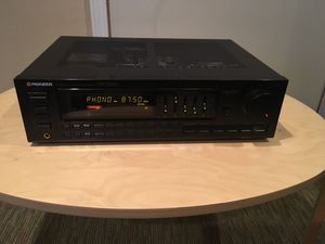 Pioneer receiver for Sale in Pittsburgh, PA