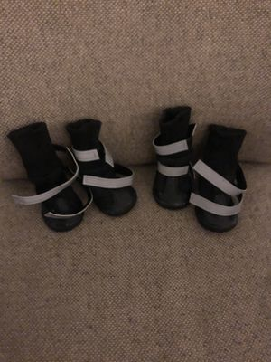 All weather dog booties for Sale in Richland, WA