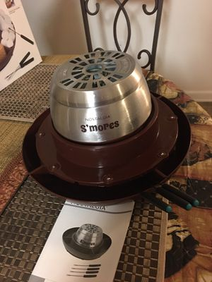 Stainless steel S'mores maker for Sale in Riverside, CA