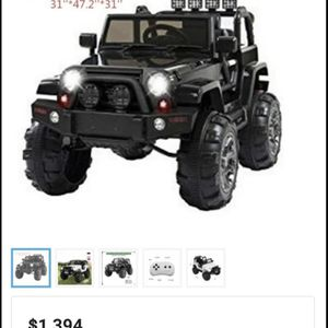 High Quality Off-Road Vehicle Toy for Sale in West Sacramento, CA