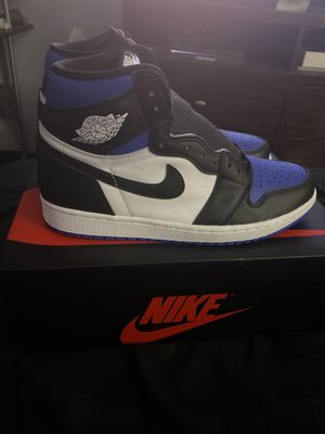 Jordan 1 royal toe size 10 for Sale in Hialeah, FL