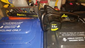 Poulan 3.5 HP 13.5 amp electric chainsaw for Sale in Oak Harbor, WA