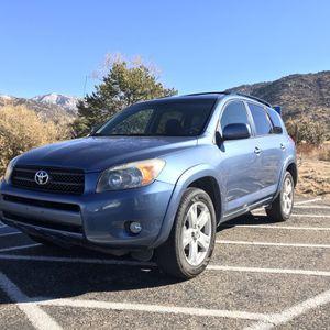 2007 Toyota RAV4 Sport 4WD for Sale in Albuquerque, NM