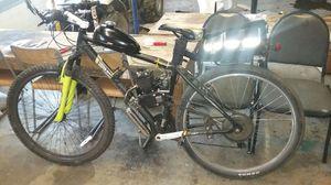 Motorized mountain bike-35 mph for Sale in Sewickley, PA