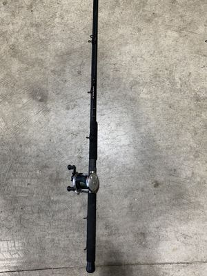Fishing rod and reel for Sale in Beaverton, OR