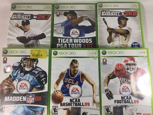 Xbox 360 EA Sports Bundle for Sale in Attleboro, MA