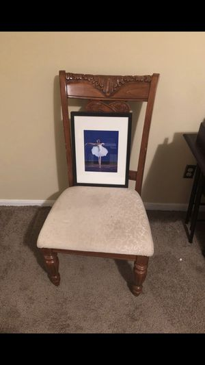 Antique Wooden Chair - Today Only for Sale in Washington, DC
