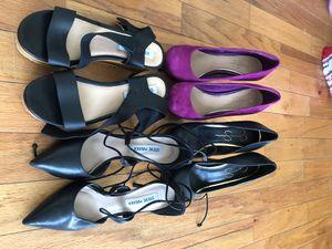 Steve Madden & Jessica Simpson heels 4-pk! for Sale in Nashville, TN