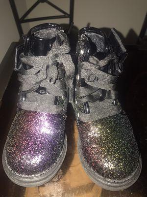 Jo Jo boots toddler girl 7 for Sale in Jacksonville, FL