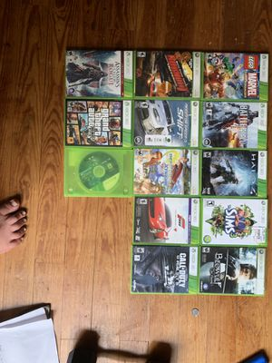 Xbox 360 games for Sale in Stafford, VA