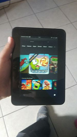 Amazon kindle tablet for Sale in Laveen Village, AZ