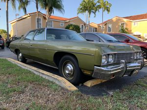 1973 Chevy impala for Sale in Miami, FL