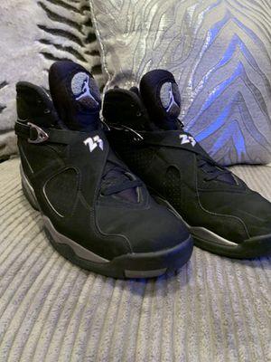 865e1c0e7eeb03 Jordan Retro 8 Chrome size 10 for Sale in Chicago