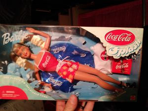 Coke cola collector's barbie for Sale in St. Louis, MO