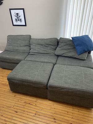 Lovesac Sectional Couch $7000 new! for Sale in Bloomington, IL