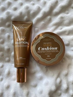 L'Oréal true match Lumi glotion & foundation for Sale in Long Beach, CA