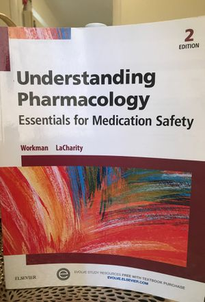 Understanding Pharmacology (2nd Edition) for Sale in Norwalk, CT