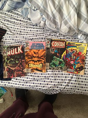 1984 DC & Marvel Comics for Sale in Fairfield, CA