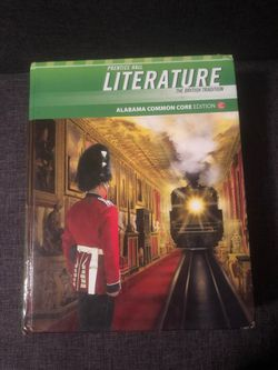 Prentice Hall Literature Textbook for Sale in Autaugaville,  AL