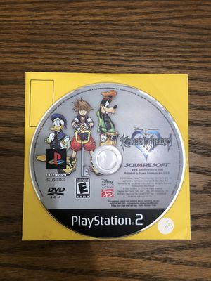 Kingdom Hearts 1 (PS2) for Sale in Cutler Bay, FL