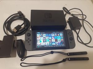 Hacked Nintendo switch with every switch game out 15,000 old school games never buy a game again for Sale in Peoria, AZ