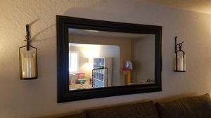 Pier 1 wall mirror for Sale in Snohomish, WA