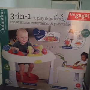 Brand New Bouncer/Activity Table for Sale in Oklahoma City, OK