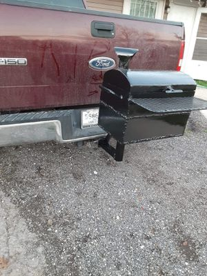 Hitch bbq pit for Sale in San Antonio, TX